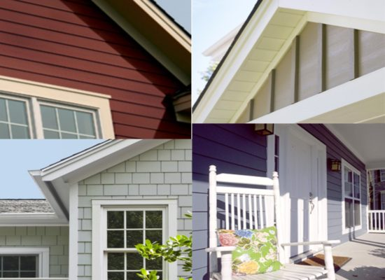 Fiber-Cement Siding by James Hardie